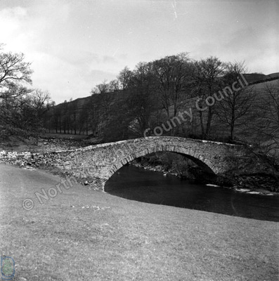 Pack Horse Bridge, Stainforth